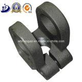 Peças quentes do cilindro hidráulico de aço de carbono do forjamento com torno do CNC