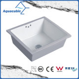 浴室の洗面器のUndercounterの陶磁器の流し(ACB1601)