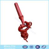 Пена зубчатой передачи глиста высокого качества и монитор пожара воды