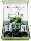 Xeno NASCOSTO 8000k NASCOSTO dentellare H4 H7 H11 H13 9004 9007 del kit 6000k di Pupple di verde giallo