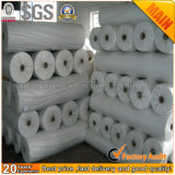 Fuente de la fábrica más bajo precio Spunbond Tela tejida de polipropileno no