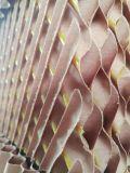 Клетка цыплятины вентиляции охлаждая прокладывает для парника