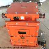 Flameroof Motor/Conveyor Belts Repairing Machine를 가진 컨베이어 Belts Joint Vulcanizing Press
