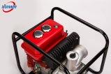 bomba de água agricultural da gasolina do silencioso da motocicleta 3inch