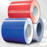 Il colore galvanizzato preverniciato principale di offerta ha ricoperto la bobina d'acciaio/PPGI