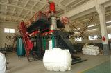 Máquina que moldea de agua del soplo de alta velocidad del tanque