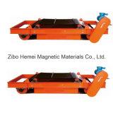 Séparateur magnétique autonettoyant de Pernanent pour des matériaux de construction, solvant de fer