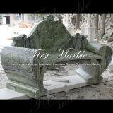 大理石のベンチ及び表の石造りのベンチ及び表の花こう岩のベンチ及び表Ping緑のベンチMbt126
