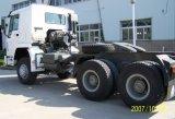 Camion del trattore di Sinotruk HOWO 6X4 con grande potere di cavallo