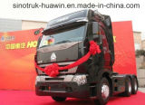 Sinotruk HOWO A7 6X4 HOWOのトラクターのトラック
