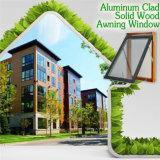 [هيغقوليتي] كسر حراريّة ألومنيوم يرعب نافذة, [ألومينيوم لّوي] مقبض لأنّ خشبيّة ألومنيوم ظلة نافذة