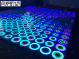 61X61cm LED Dynamic Wall Panel Dance Floor pour scène DJ Effect Light