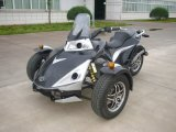 Het rennen Red Tricycle Motorcycle ATV met 250cc (KD 250MB2)