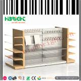 Полка гастронома оборудования супермаркета