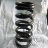 Stahlkomprimierung-Schraubenfeder der abwechslungs-Mn65