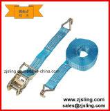 A cinta da catraca/a chicotada com delta soa 8m x 50mm