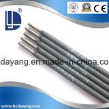 Elétrodos de soldadura produzíveis à máquina do ferro de molde com núcleo niquelar (AWS ENi-C1)