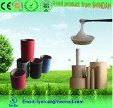 Pegamento adhesivo de papel para hacer el tubo de papel