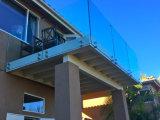 Системы перил палубы & крылечка самомоднейшей конструкции с Tempered стеклом