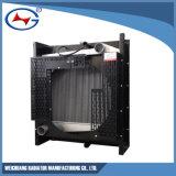 Wp10d200e200: 디젤 엔진을%s 물 알루미늄 방열기