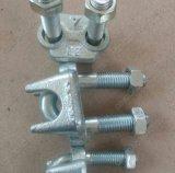 Clips malléables de câble métallique de l'Australie de bâti