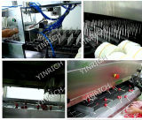Lollipop de Deposite de la máquina del caramelo produciendo la línea Gdl300