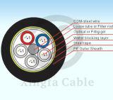 Câble fibre optique de prix usine (GYSTS)