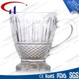 130mlは取り除く手(CHM8334)を搭載するガラスコーヒーカップを