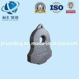 Pieza del bastidor/pieza resistente de la trituradora de martillo del arrabio