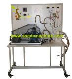 Strumentazione d'istruzione dell'addestratore del condizionatore d'aria del modulo di studio dell'equilibrio delle reti di Aeraulic