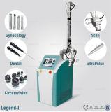 Laser fractionnaire de CO2 (homologation de la CE)