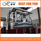 Belüftung-Plastikspray-Silk Teppich-Strangpresßling, der Maschine herstellt
