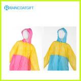 PVC Rain Jacket Rvc-013 a малышей