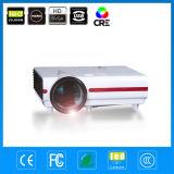 720p gebürtige 1280*768 3500 Lms Projektor-Heimkino-Projektoren