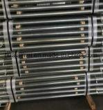 Q235 48mm de BuitenBuis Gegalvaniseerde Steun van de Steiger van het Staal