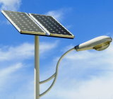 8m 60W Solar Street Light voor Outdoor Lighting
