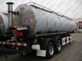 petroleiro isolado do aço inoxidável do betume do asfalto 40000L