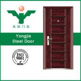 Amerikanische Art-Stahlsicherheits-Tür