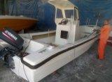 Bateau de pêche modèle de Panga de la fibre de verre 22FT à vendre