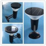Einfach-Installation Solarwand-Licht