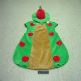 Frucht-geformte grüne Kleidung für Kinder