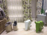 Base semplice moderna del tessuto dei capretti per la casa