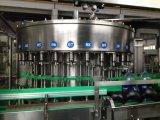 5Lによってびん詰めにされる水充填機