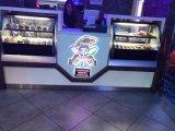 대중음식점 테이블 LED 대중음식점 출납계 디자인을%s 형식 디자인 현금 카운터