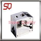 Usinage CNC de précision de haute qualité Pièces en aluminium anodisé