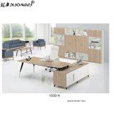 1030A 현대 사무실 L 모양 행정상 나무로 되는 멜라민 책상