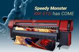 a impressora solvente do formato largo de 3.2m com com o Konica dirige (720dpi)