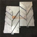 Специальная сделанная картина вала алюминиевые панели зодчества