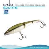 Atração rasa Multi-Section seleta do equipamento de pesca do pescador com Vmc os ganchos Treble (SMS140212)