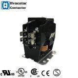 2 contactor definido del propósito del contactor del aire acondicionado de la UL CSA de los contactores de la CA de poste 220V
